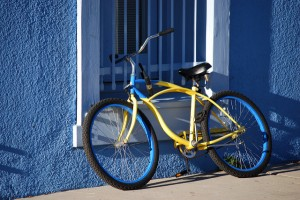 Bicycle at Venice Beach, by Michael, flickr.com